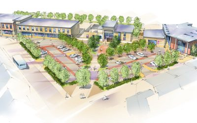 Kingsmere Neighbourhood Centre Plans Submitted
