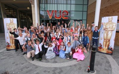It's A Wrap – Local Primary School Triumphs At Film Festival