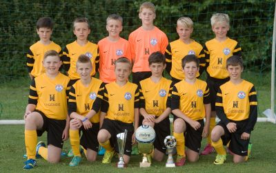 Kingsmere Provides New Kit For Chesterton Football Club