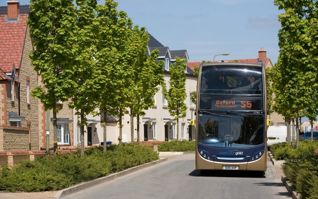 Kingsmere On The Map With New Bus Services