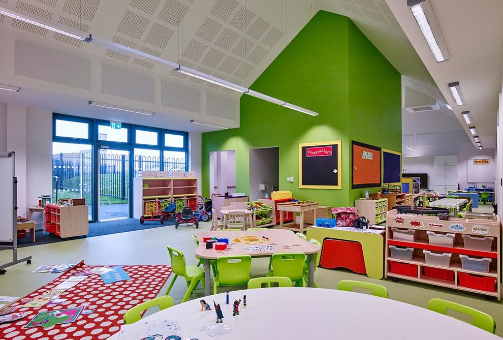 St Edburgs School-internal