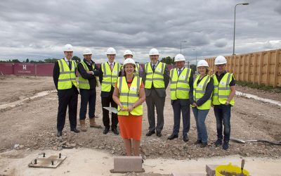 Foundations Laid For a Flourishing Kingsmere Community