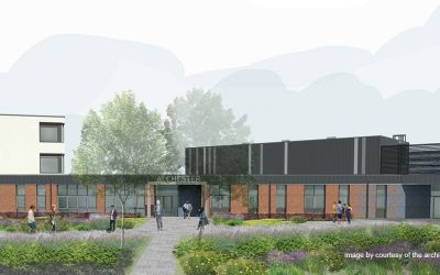 Plans submitted for new 600-pupil academy at Kingsmere