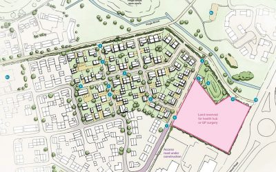 Land west of Oxford Road proposals