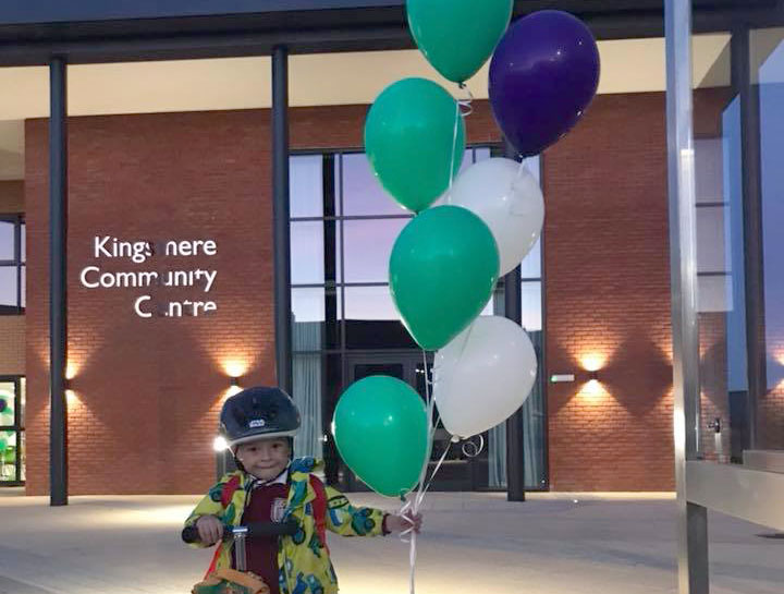 Kingsmere Community and Youth Centre thrives in its first year