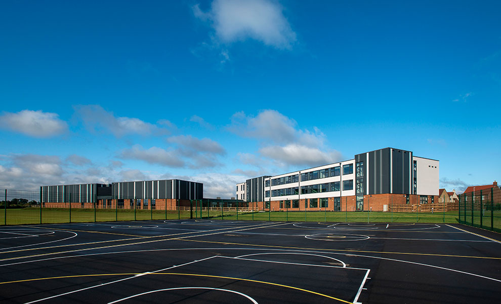 Whitelands Academy opens in Kingsmere