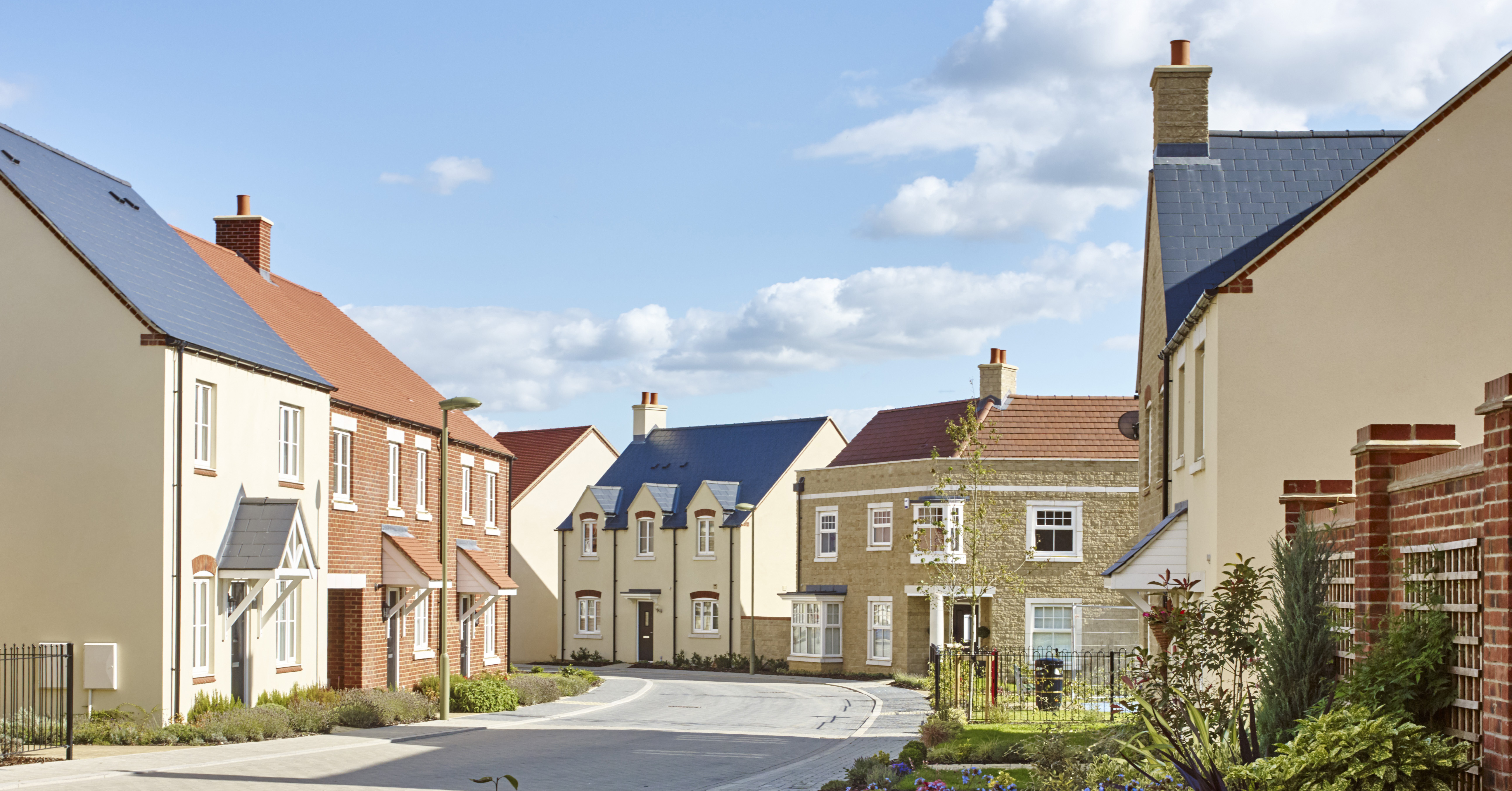 New Build Homes Bicester