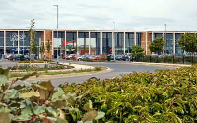 Kingsmere Retail Park reopens for Christmas